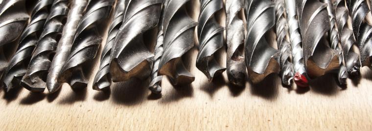 Gręžimo ir varžtų sukimo įrankiai