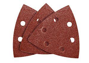 SKIL Šlifavimo popierius su lipuku (trikampis, 93 mm)